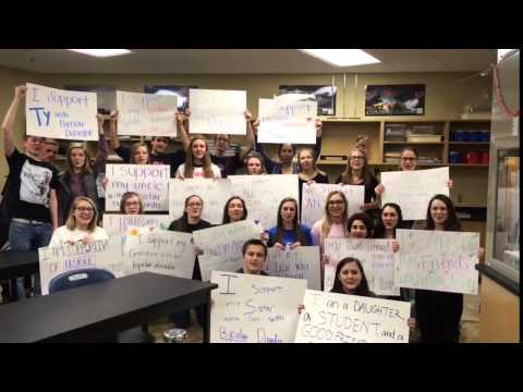 World Bipolar Day 2016 - Active Minds Elkhorn South High School, United States