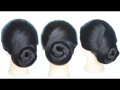 juda hairstyle || hairstyle || chignon hairstyle || low bun || elegant updos || cute hairstyles