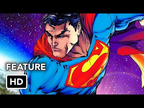 """KRYPTON (Syfy) """"Making of the Legend"""" Extended Featurette HD - Superman prequel series"""