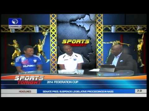 Captains Of Enyimba, Dolphins Chat Ahead Of Federation Cup Clash