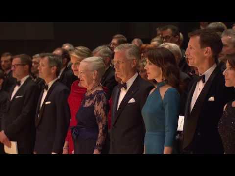 Concert in honour of HM the Queen of Denmark (Copenhagen 29/03/2017)