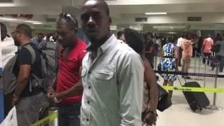 Haiti Port au Prince Aéroport Toussaint Louverture / Haiti Port au Prince Airport