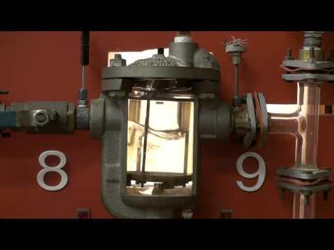 Inverted Bucket Steam Trap - Tutorial