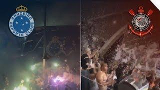 FINAL DA COPA DO BRASIL!! - A Festa das Torcidas: Cruzeiro x Corinthians