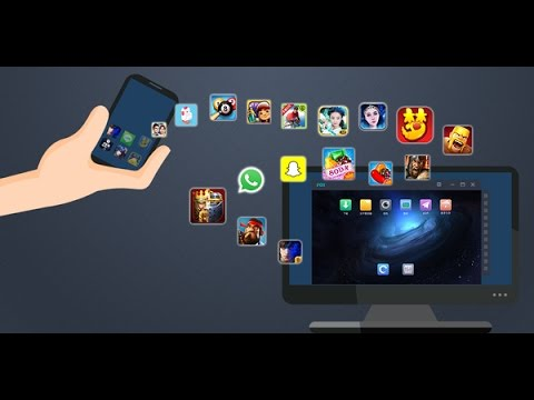 How To Play And Download Android Mobile Games App On Pc