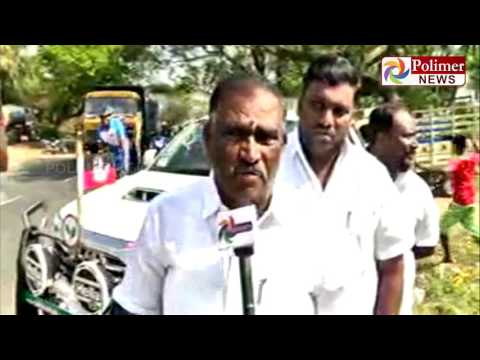 Kovai South MLA On Resort - Press Meet