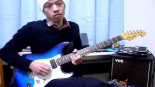 ギターレッスン【MTRを使おう】