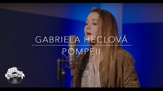Repeat youtube video Bastille - Pompeii (Cover by Gabriela Heclová)