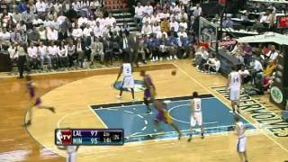 NBA LA Lakers Vs Minnesota Timberwolves Highlights Mar 9, 2012 Game Recap