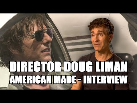 Doug Liman - American Made - Exclusive Interview