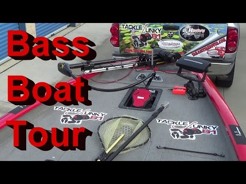 Bass Boat Tour 2015 (TackleJunky81)