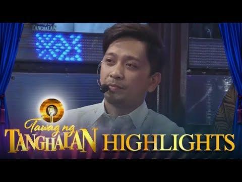 Tawag ng Tanghalan: Jhong Hilario promotes his project
