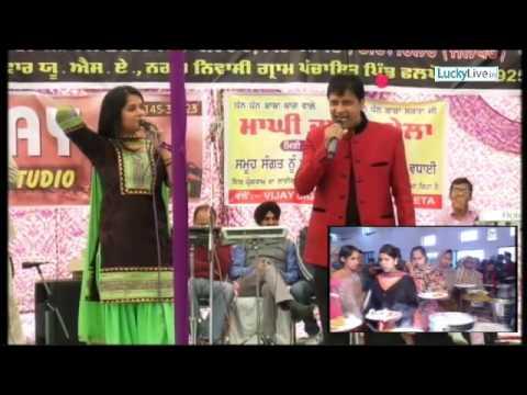 Bhotu Shah-Comedy-Maghi Mela Baba Baag Wale-Phalpota (15-01-2015)