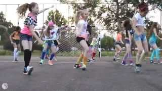 Omi - Cheerleader Choreography / Firecrackers // AQUA