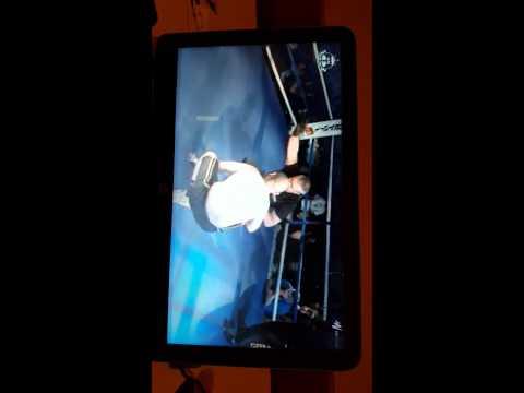 UBBAD Donald McPhee vs Billy Burton round 1