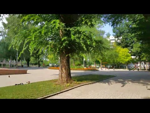 Прогулка ♥ Донецк Киевский район Исполком ♥ Mila Bali