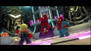 Lego Marvel Super Heroes part 6