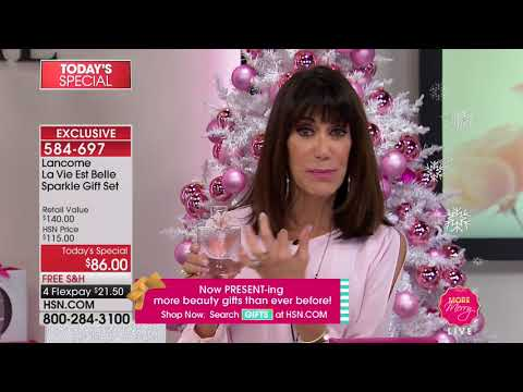 HSN | Lancome Paris Beauty Gifts 12.08.2017 - 01 PM