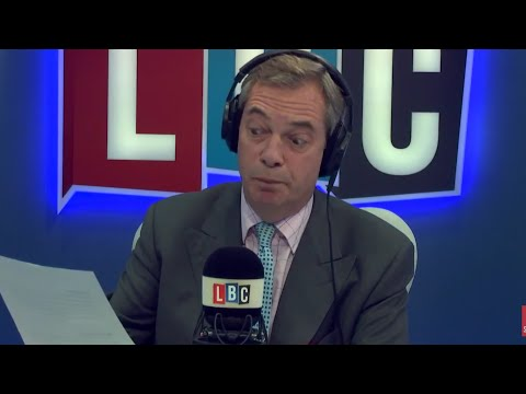The Nigel Farage Show: May was about to sign a deal but the DUP say NO. Live LBC - 4th December 2017