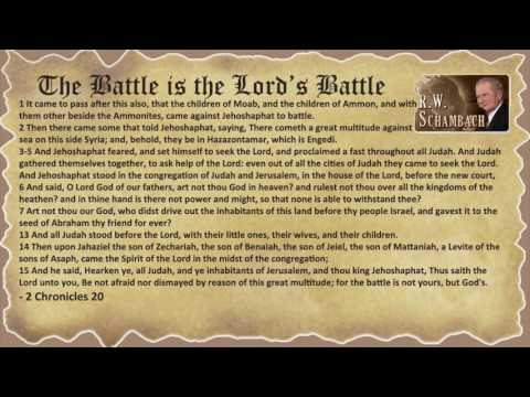 The Battle is the Lord's - RW Schambach