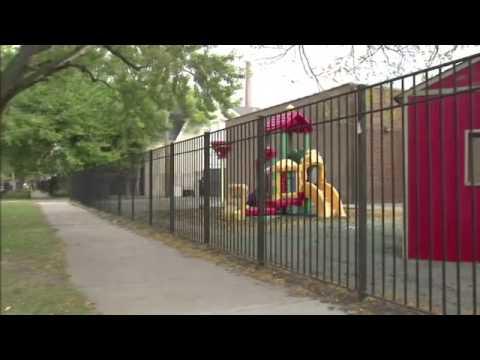 Child left alone, locked in dark daycare