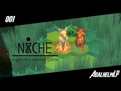 Niche a genetic survival game [Deutsch] #001 Adam und Eve - #Let´s Play Niche