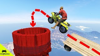 RAMPA'dan BASKET AT - GTA 5