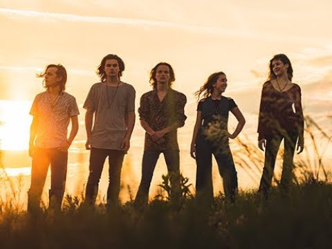 Revelation Acoustic  Saving Escape  Performed at Bunbury Music Festival 2018