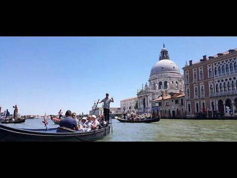 Venice Trip - Wenecja moim okiem (cinematic 1080p Dji Osmo Mobile)