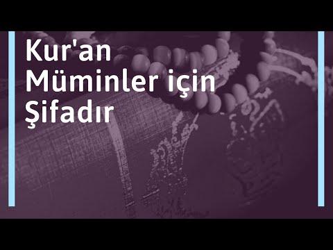 """Risale-i Nur Dersi - """"Kur'an-ı Kerim Mü'minler İçin Şifadir"""""""