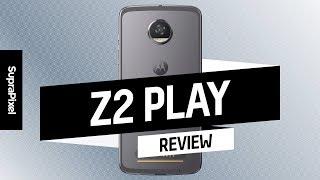 Review Moto Z2 Play, ¡la batería sigue durando!