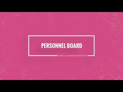 Personnel Board