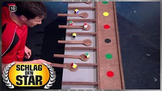 Spiel 9 - Farben-Würfel - Schlag den Star