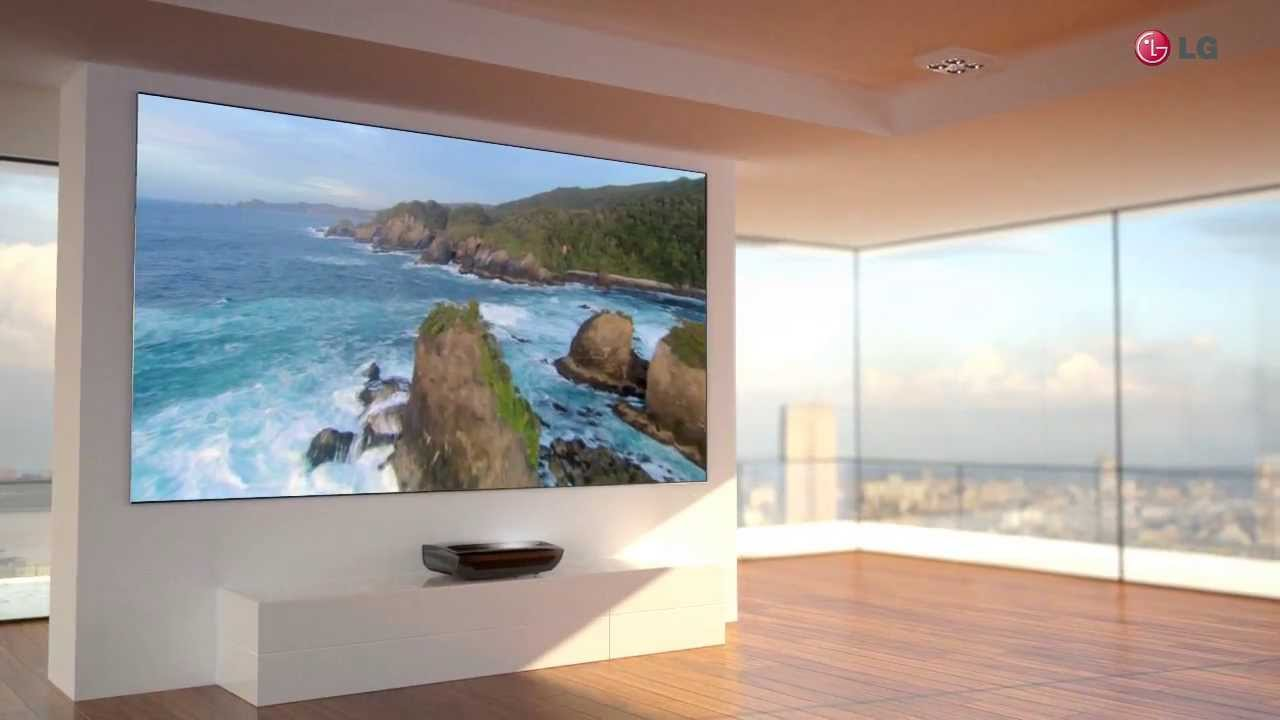 Lg 100 inch laser display hecto youtube for Wohnzimmer 4 x 10