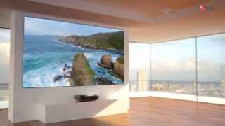 LG 100 inch Laser Display Hecto