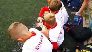 Горняк-Спорт (U-10) - Горняк-Спорт (U-9) - 1:1 и 4:0. Контрольные матчи