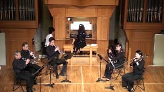 Johann Sebastian Bach Aria ''Bist du bei mir'' BWV 508 SEYANA Brass...