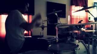 Young Wild & Free Drum Cover