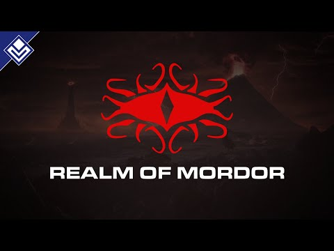 Realm of Mordor  Lord of the Rings