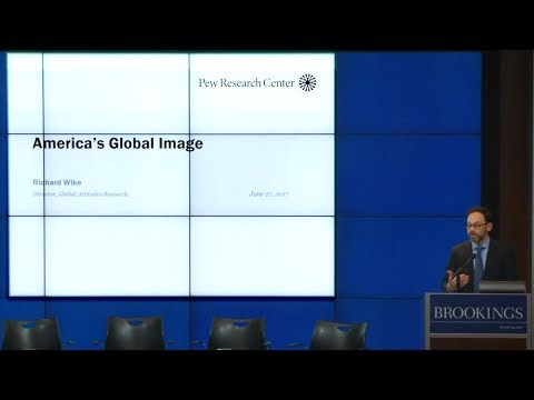 America's global image: Introduction & survey results