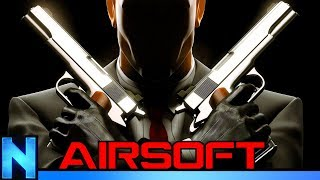 Airsoft HITMAN - The