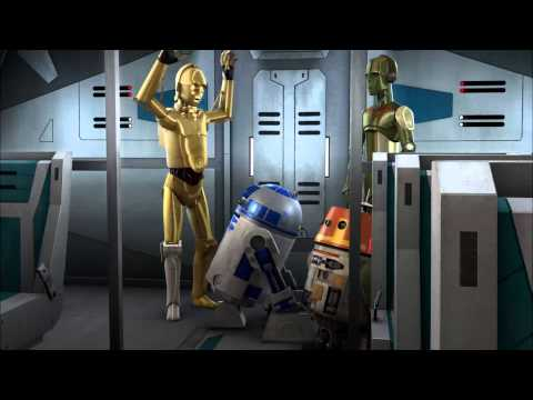 Disney XD España | Star Wars Rebels | Droides y villanos
