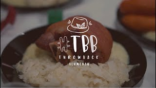 #TBB - Throwback Blumenau - Gastronomia