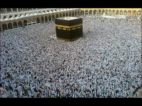 بث حي للصلاة من المسجد الحرام في مكة