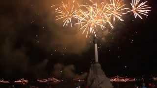 Севастополь  Парад 70 ЛЕТ ПОБЕДЫ  9 мая 2015 год  Крым  Россия