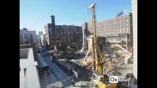 Time-lapse Of Construction: Northeastern University's Grandmarc