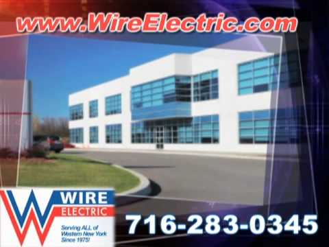 Wire Electric-Electric Contractors, Buffalo, NY