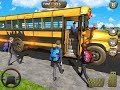 High School Bus Driver - Bus Transport Game || Bus School game