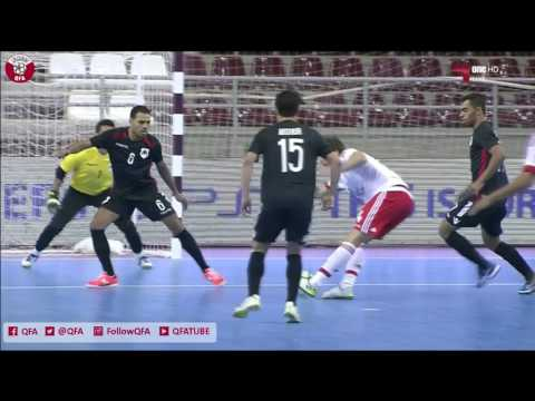 Al Rayyan Vs SL Benfica  -  Futsal Intercontinental Cup 2016