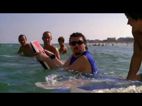 Eastbound & Down - Stars & Bars Boogie Boarding